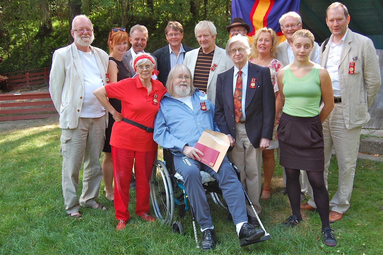 Ledamöter och pristagare 2010