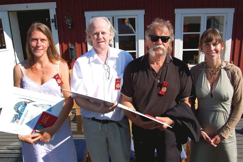 Pristagarna, Skärså 2011