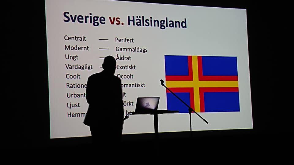 Lars Ilshammar. Foto: Inger Edvardsson.